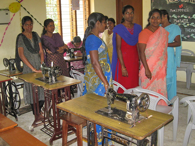 Naaimachine atelier India